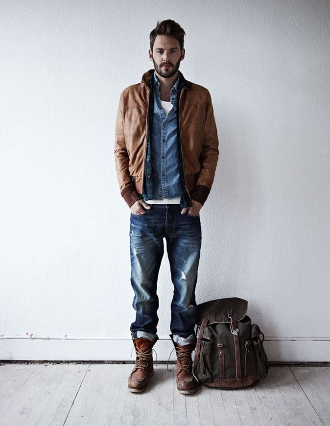 Picture of Classic Men Jacket
